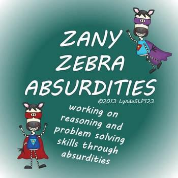 Zany Zebra Absurdities