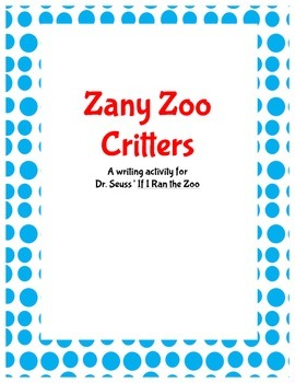Zany Zoo Critters
