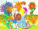 Zaou Au Pays Des Fleurs (La Fleur Moqueuse)