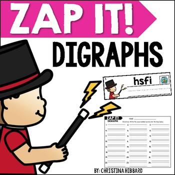 Zap IT! Digraphs