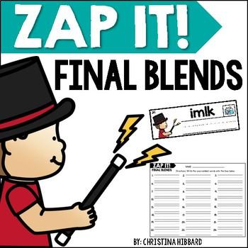 Zap IT! Final Blends