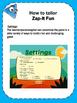 Zap It Fun - eye hand coordination game