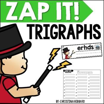 Zap It! Trigraphs