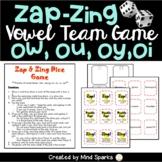 Zap-Zing (oi, oy, ow, ou)