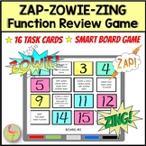 Zap-Zowie-Zing Function Review Game (PreCalculus- Unit 1)