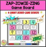 Zap-Zowie-Zing Game Board Set