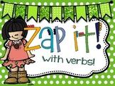Zap it! Verb Style!