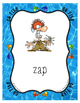 Zap the Zebra at the Zoo ... No ~ It's the Letter Z focused Go Fish Card Game ;)