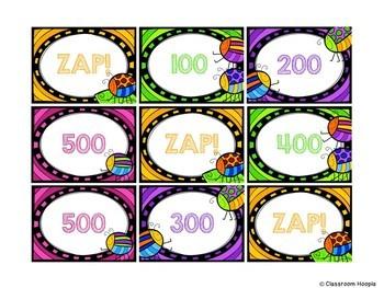 Zapping Zeros: A Subtracting Across Zeros Game