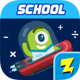 Zapzapmath School: K-6 Math Games