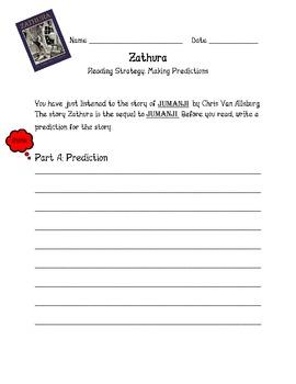 Zathura: Making Predictions