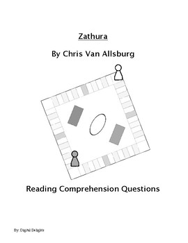 Zathura Reading Comprehension Questions