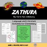 Zathura by Chris Van Allsburg Language Literacy Book Compa