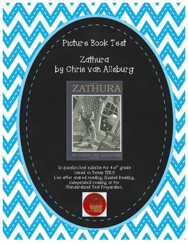 Zathura by Chris van Allsburg- test