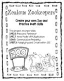 Zealous Zookeepers design a Zoo