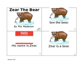 Zear The Bear