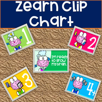 Zearn Clip Chart- Brainy Guy