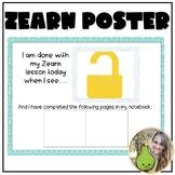 Zearn Lesson Poster
