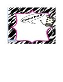 Zebra Afternoon Wrap Up!