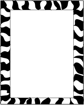 Zebra Borders