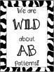 Zebra Craft AB Pattern FREE