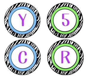 Zebra Daily & Craft Label FREEBIE