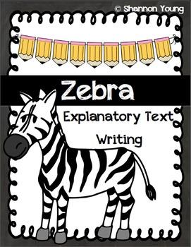 Zebra Explanatory Text Report