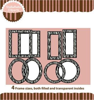 Zebra Frames