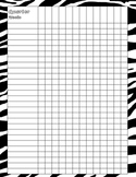 Zebra Grade Sheet