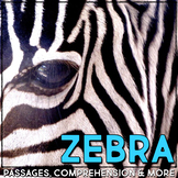 Zebra: Informational Article, QR Code Research & Fact Sort