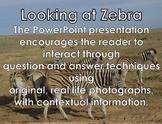 Zebra - Interactive PowerPoint presentation