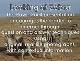 Zebra - Interactive PowerPoint presentation