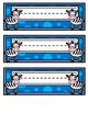 Zebra Name Tags - Printable Name Tags