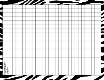 Zebra Print Teacher Management System