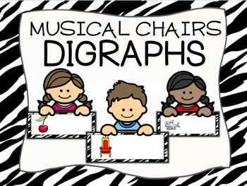 Digraphs Musical Chairs GAME