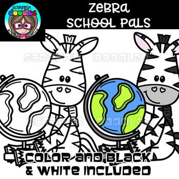 Zebra School Pals