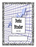 Zebra Themed Data Binder and Divider Page