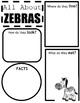 Zebra VS. Cheetah