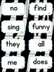 Zebra and Turquoise Complete Word Wall- HMH Journeys First