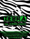 Zebra by Chaim Potok-Quiz