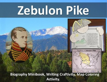 Zebulon Pike Expeditions through the Louisiana Purchase