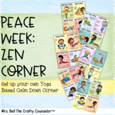 Zen Calm Down Corner and Activities (Yoga Based)