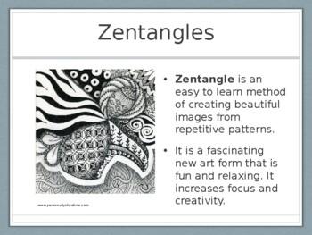Zen Hair PowerPoint Presentation
