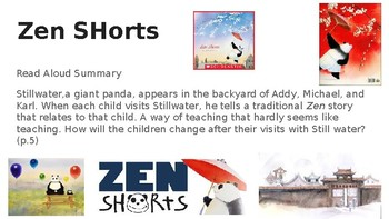 Zen Shorts Read Aloud Presentation