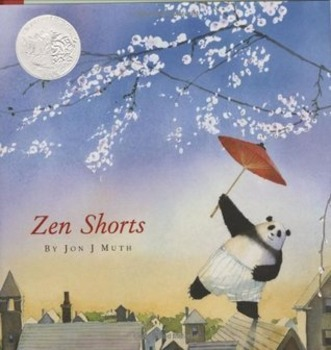 Zen Shorts Reading Guide, Context Clues (Common Core Aligned)