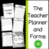 Teacher Planner and Binder (Zen)