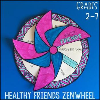 ZenWheels Friendship Activities