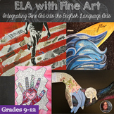 ELA with Arts Integration Bundle - ELA & Art Bundle