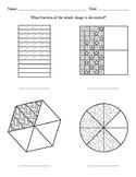 Zentangle Fractions