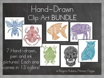 Clip Art BUNDLE